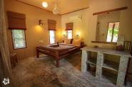 Traditional Thai bungalow with Queen Size bed